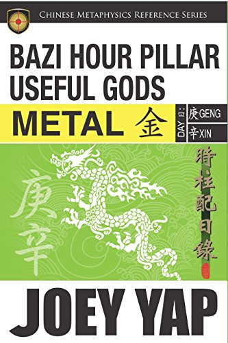 BaZi Hour Pillar Useful Gods - Metal: An Exploration into Your BaZi Code (English Edition)