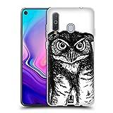 Head Case Designs Owl Sketch Hand Drawn Animals Soft Gel