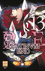 Platinum End Edition simple Tome 13