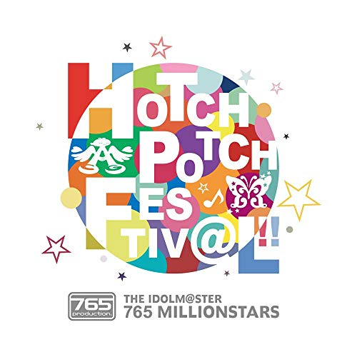 THE IDOLM@STER 765 MILLIONSTARS HOTCHPOTCH FESTIV@L!! LIVE Blu-ray DAY1