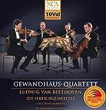 Beethoven: Die Streichquartette - Gewandhaus-Quartett
