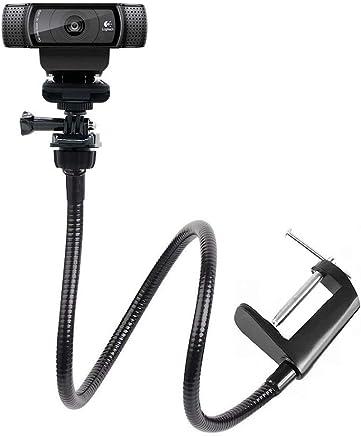 Supporto a collo d'oca con morsetto, per webcam Logitech Brio 4K, C925e, C922x, C922, C930e, C930, C920, C615;64cm lunghezza - Trova i prezzi più bassi