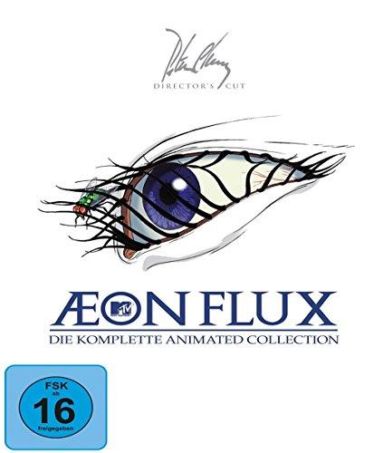 Aeon Flux - Die komplette Serie