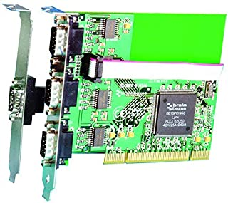Brainboxes RS232 4 Port PCI Serial Port Card
