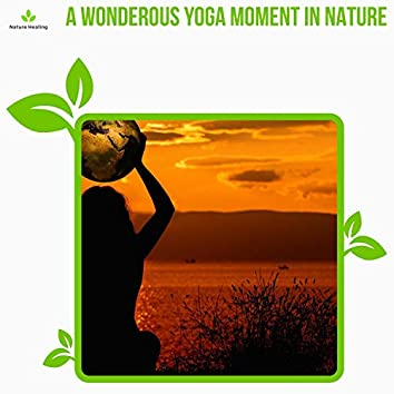 A Wonderous Yoga Moment In Nature