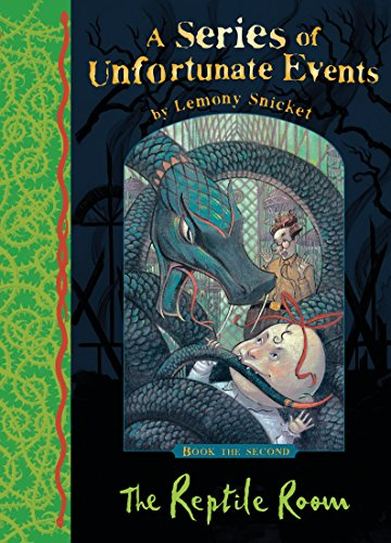 The Reptile Room: A Series of Unfortunate Events, Vol. 2