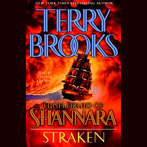 Straken audiobook cover art