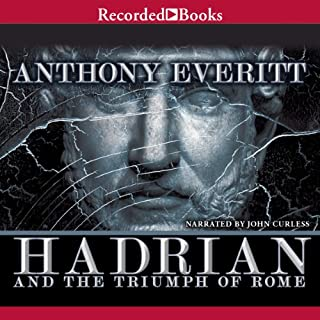 Hadrian and the Triumph of Rome cover art