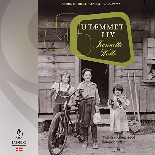 Utæmmet liv (Danish Edition)  audiobook cover art