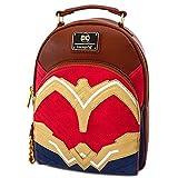 Loungefly DC Comics Wonder Woman Sac à Dos Officiel 27cm