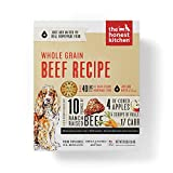 The Honest Kitchen Human Grade Dehydrated Organic Grain Beef Dog Food 10 lb - Verve
