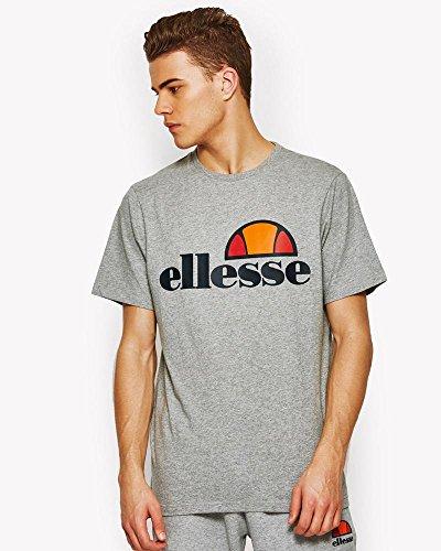 ellesse Prado Herren-T-Shirt - Grau (ath grey) - L