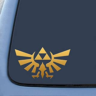 Legend of Zelda - Triforce Wings - Vinyl 4