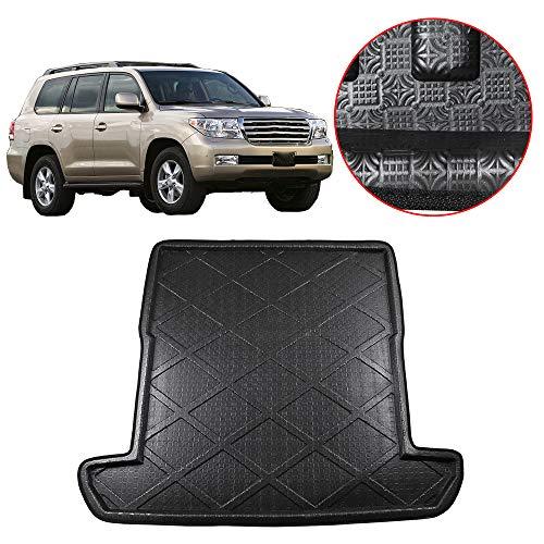 , Voor Toyota Land Cruiser 2003-2009 Car Tail Kofferbak Mat Lade Boot Liner Cargo Floor Modder Bagage Carpet Protector Pad