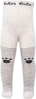 Ewers Baby- und Kinderstrumpfhose für Jungen und Mädchen Teddy Pomotiv, Made in Europe, Strumpfhose Baumwolle