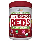 Superfood Vital Reds with Greens Juice Powder by Feel Great 365, Doctor...