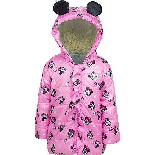 Disney Minnie Mouse Baby Mädchen Winterjacke rosa Größe 74