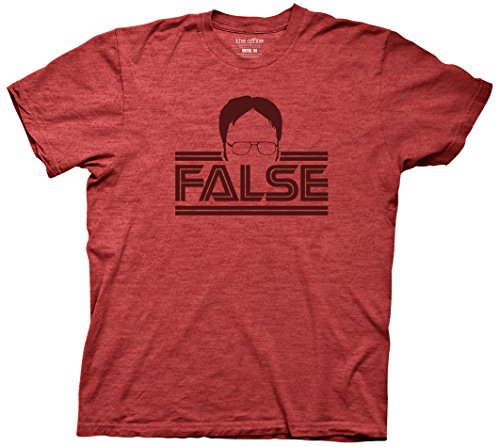 Dwight Silhouette False T-Shirt