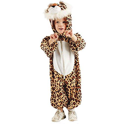 Giocoplast Costume Bambino Leopardo 1-2 Anni