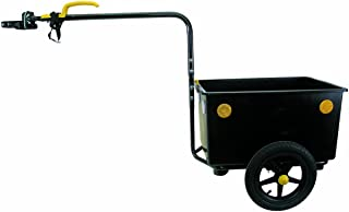 Bellelli Bicycle Luggage Trailer (Black/ Yellow, 58x39x30-cm)