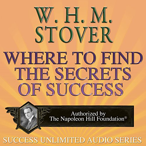 Where to Find the Secrets of Success cover art