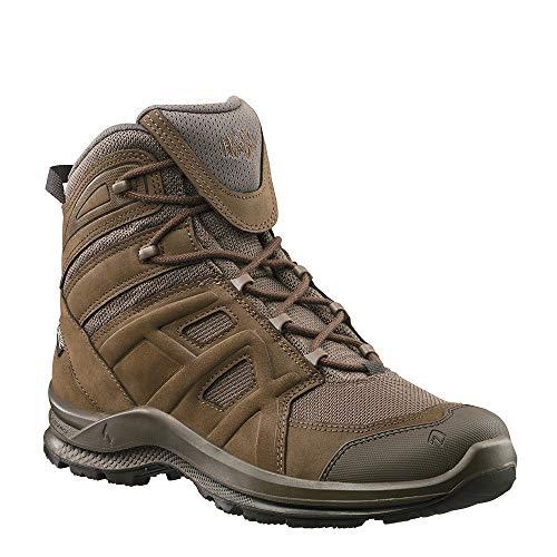 Haix Black Eagle Athletic 2.0 N GTX Mid/Brown Sportlicher Non-Safety Schuh mit Nubukleder. 43