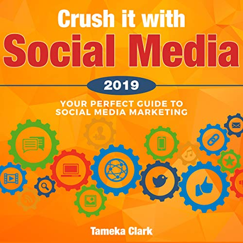 Crush It with Social Media 2019 audiobook cover art