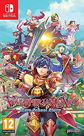 Valthirian Arc: Hero School Story for Nintendo Switch