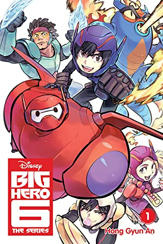 Big Hero 6: The Series, Vol. 1