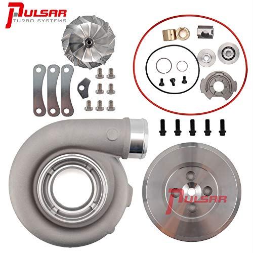 PULSAR 2003-2007 6.0 Powerstroke Turbo Compressor Drop In DIY Upgrade Kit