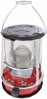 Veleman TC84100N - Calefactor de petróleo con Mecha, 0,25 l/h hasta 18 h, Tanque: 4,6 L para hasta 18 m² 175306.