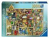 Ravensburger - La Biblioteca Extraña Rompecabeza de 1000 Piezas, Multicolor (Ravensburger 19314)