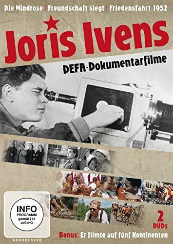 Joris Ivens - DEFA-Dokumentarfilme (Die Windrose/Freundschaft siegt/Friedensfahrt 1952) [2 DVDs]