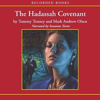 The Hadassah Covenant audiobook cover art