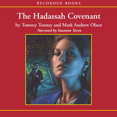 The Hadassah Covenant audiobook cover art
