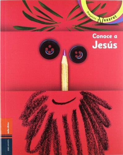 Conoce a Jesús - Libro del niño y boletín para la familia: Libro 1 Primera Comunión (Acción pastoral)