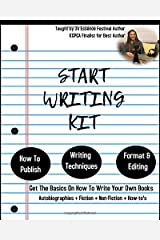 The Start Writing Kit Paperback