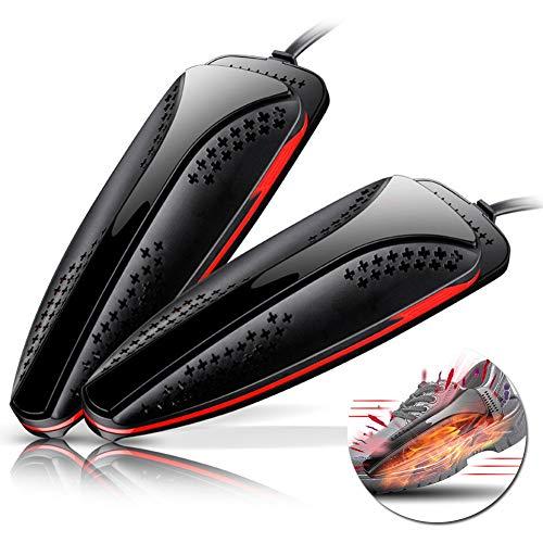 Shoes Dryer, Schuhwärmer, Elektrischer Schuhtrockner, Dual Core Heizung, Skalierbarer Elektrischer Schuhtrockner, nzug für Alle Schuhe Deodorant Entfeuchtung