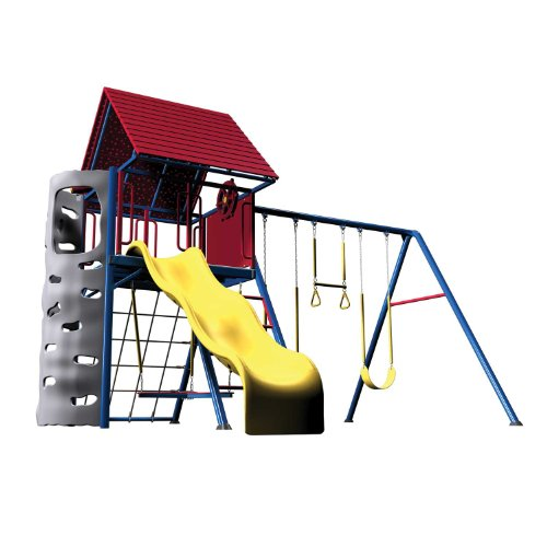 Lifetime 90137 A frame Playset; primary...