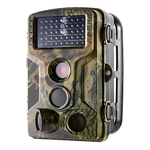 Crenova, fotocamera da caccia, 12MP, 1080P, in HD,...
