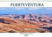 Fuerteventura, die ungezaehmte Kanareninsel (Wandkalender 2022 DIN A4 quer): Starke Winde, endlose Straende, hohen Wellen und bizarre Vulkanlandschaften: Fuerteventura verzaubert. (Monatskalender, 14 Seiten )
