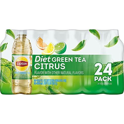 Lipton Diet Green Tea, 16.9 Ounce (24 Bottles)