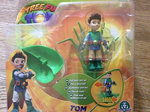 TREE FU TOM DELUXE FIGURE ASST