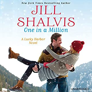 One in a Million                   By:                                                                                                                                 Jill Shalvis                               Narrated by:                                                                                                                                 Angèle Masters                      Length: 8 hrs and 48 mins     181 ratings     Overall 4.4
