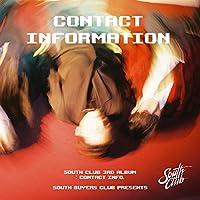 ナム・テヒョン サウスクラブ - Contact Information (3rd Mini Album) CD+Photobook [韓国盤]