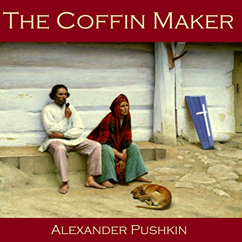 The Coffin Maker audiobook cover art