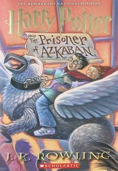 Paperback Harry Potter and the Prisoner of Azkaban Book