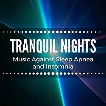 Tranquil Nights: Music Against Sleep Apnea and Insomnia