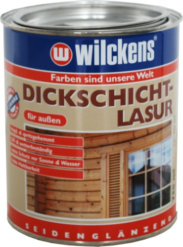 Dickschichtlasur Nussbaum 750 ml