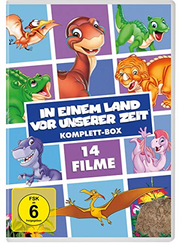 In einem Land vor unserer Zeit - Alle Originalfilme 1-14 [14 DVDs]